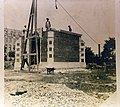 Marquette Hall construction 14 1916-1918.jpg