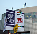 Marriage equality demonstration Paris 2013 01 27 32.jpg
