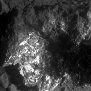 Journal of Cosmology - Image: Mars Pinnacle Rock