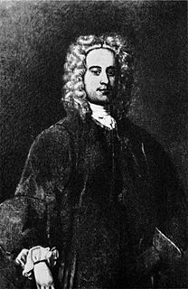 Martin Lister English naturalist and physician