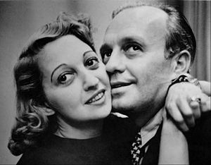 Mary Livingstone - Livingstone and Benny, 1939