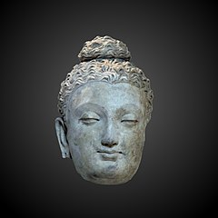 Mask of Buddha-MA 12688