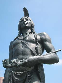 Massasoit, KC MO - detail