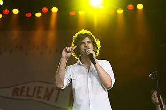 Matt Thiessen - Thiessen performing at Wonder Jam 2009, at Canada's Wonderland