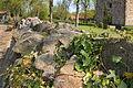 Mauer vor Kirche in Kirchwahlingen (Böhme) IMG 5981.jpg