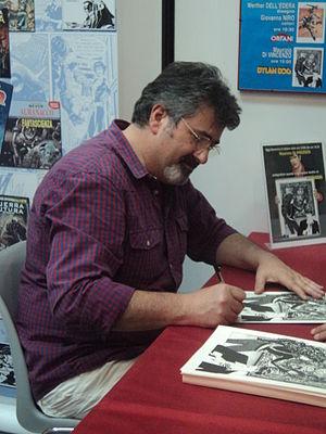 Maurizio Di Vincenzo cover