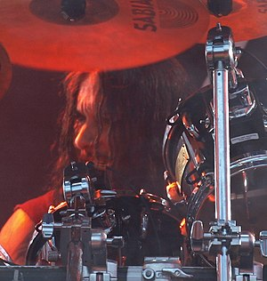Mayhem (band) - A prolific Norwegian heavy metal drummer, Hellhammer has remained with group since joining in 1988.
