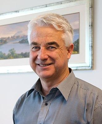 Mayor of Tauranga - Greg Brownless, mayor since October 2016