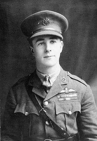 James McCudden - James McCudden c.1918