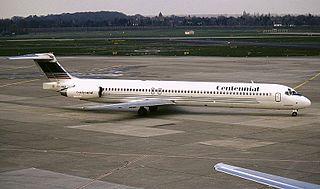 Centennial Airlines (Spain)