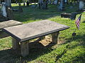 McNary (Thomas and Jennet), Oak Spring Cemetery, 2015-09-17, 01.jpg
