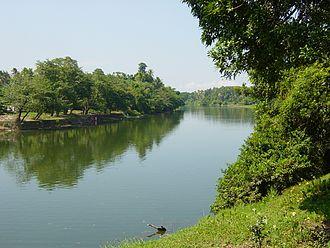 Meenachil - Meenachil River