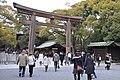 Meiji Jingu, Tokyo; February 2011 (01).jpg