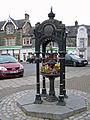 Memorial fountain, Aberfeldy - geograph.org.uk - 1508529.jpg