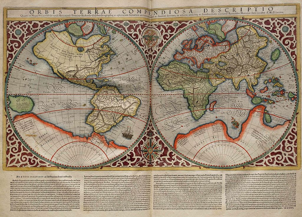 [Jeu] Association d'images 1024px-Mercator_World_Map