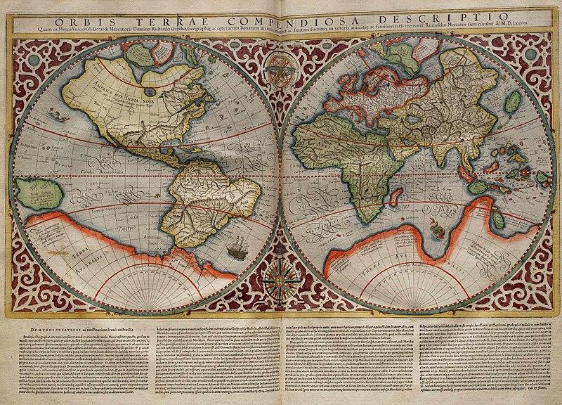File:Mercator World Map.jpg