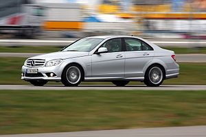 English: Mercedes-Benz C-Class (W204)