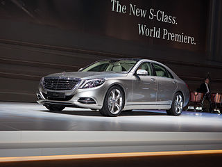 Mercedes-Benz S 500 (W222) front view.jpg