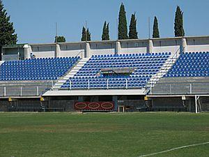 NK Izola - Izola City Stadium