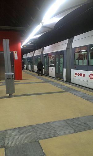 Cagliari light rail