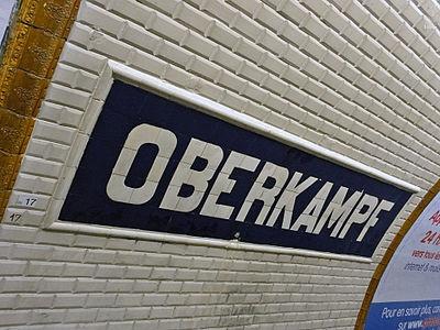 Oberkampf (metropolitana di Parigi)