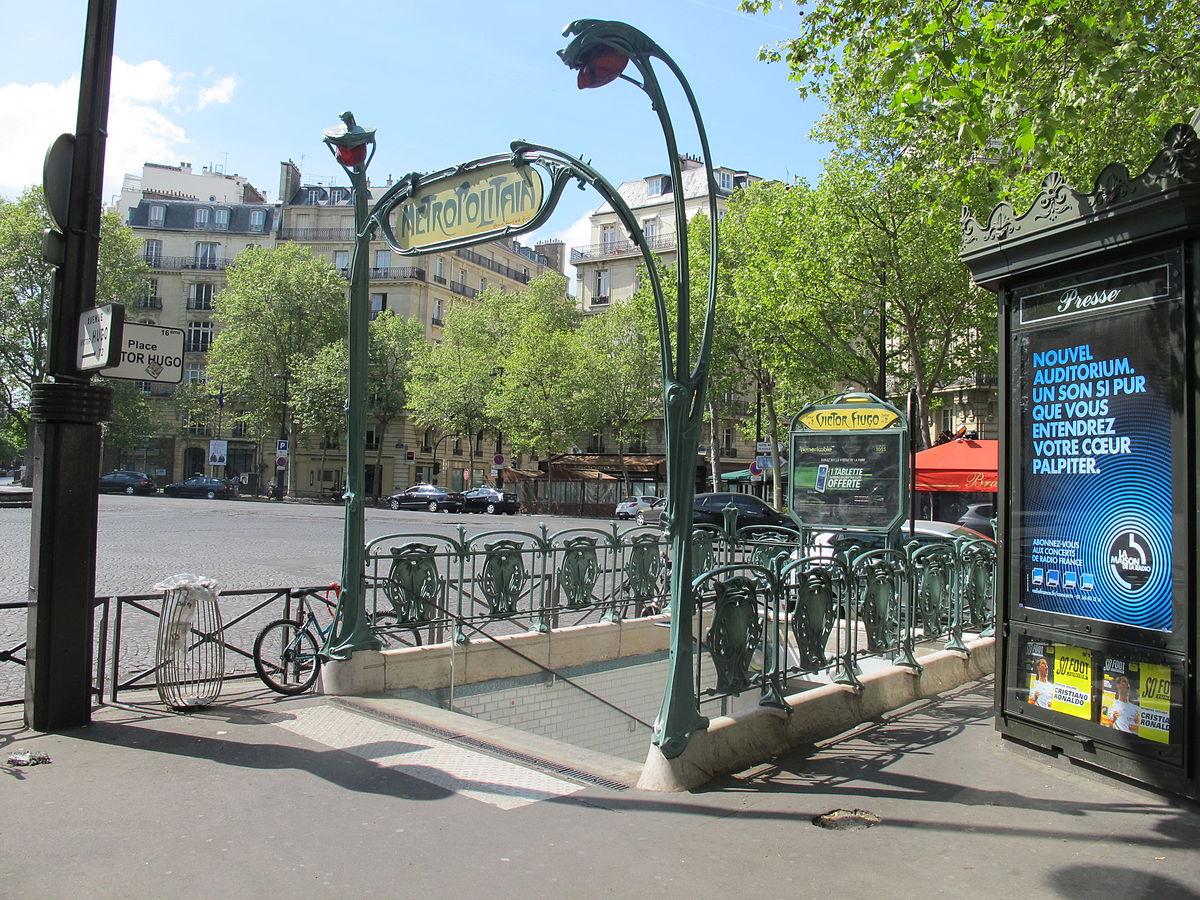 Bureaux à louer à Paris 16, Victor Hugo