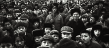 Michael E. Arth photograph of crowd in Jilin, China, 1978.jpg