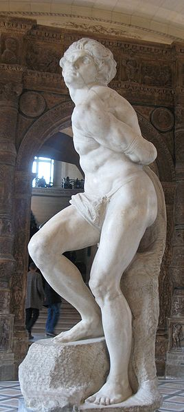 File:Michelangelo-The Rebellious Slave2.jpg