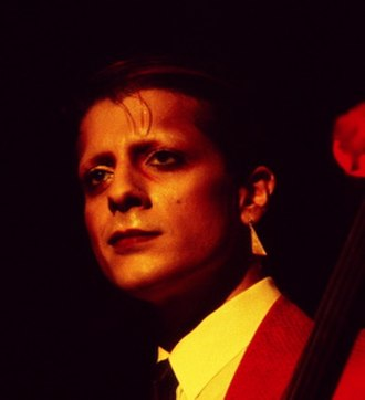 Mick Karn - Karn in November 1982