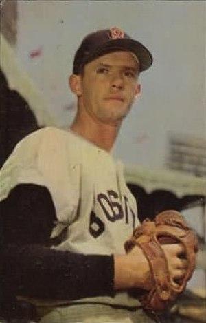 Mickey McDermott - McDermott in about 1953.
