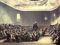 Microcosm of London Plate 030 - Debating Society.jpg