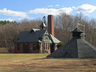 Middleborough Waterworks United States historic place