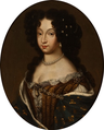 Mignard Pierre, attributed to - Marie Louise d'Orleans, oval.png