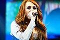 Miley Cyrus Wonder World concert at Auburn Hills 05.jpg