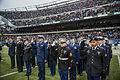 Military service members honored during Chicago Bears game 141116-A-TI382-723.jpg