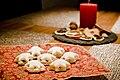 Milka stars Christmas sugar cookies.jpg
