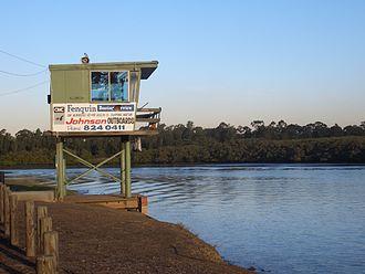Milperra - Deepwater Park, Georges River, Milperra