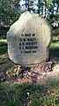 Mindesten for allierede flyvere faldet i 1940, Tranum Klitplantage 2.jpg