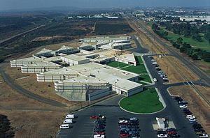 Military prison - Naval Consolidated Brig, Miramar in San Diego, California