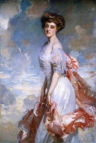 Sumner Welles - Miss Mathilde Townsend, John Singer Sargent, 1907