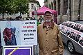Mit Lessing gegen die Kirche, 99. Deutscher Katholikentag, Regensburg.JPG