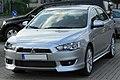 Mitsubishi Lancer VIII front 20100612.jpg