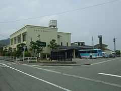 Miyawaka City social welfare center.jpg