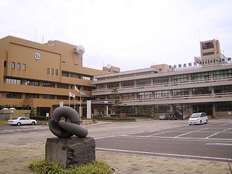 Miyoshi, Aichi - Miyoshi city hall