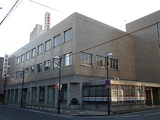 水島信用金庫の本店