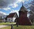 Mjäldrunga kyrka Exterior Klockstapel 4301-4302.jpg