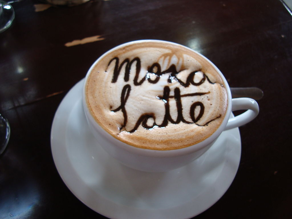 Cafe Mocha Coffee Qdoba Calories
