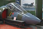 Mock-up BAe Harrier II nose (23626589091).jpg