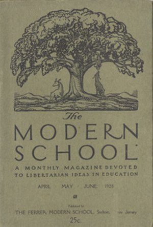 Leonard D. Abbott - The Modern School magazine, Spring, 1920