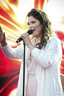 Molly Hammar Swedish singer and songwriter